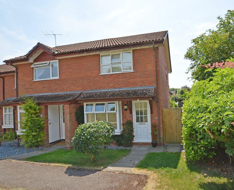 2 Bedrooms End Of Terrace House for sale in Haydock Close, Alton