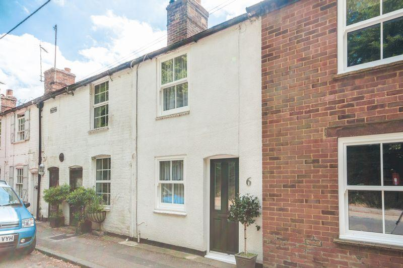 2 Bedrooms Terraced House for sale in Upper Harbledown