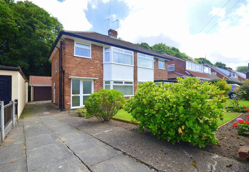 3 Bedrooms Semi Detached House for sale in South Station Road, Gateacre