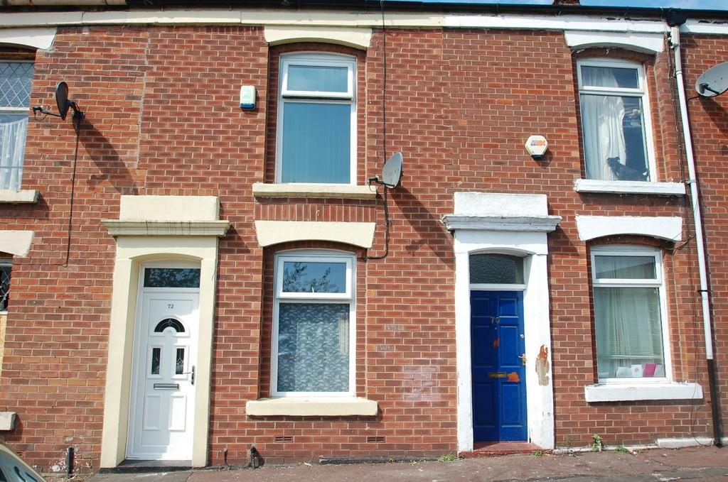 2 Bedrooms Terraced House for sale in Hancock Street, Griffin, Blackburn