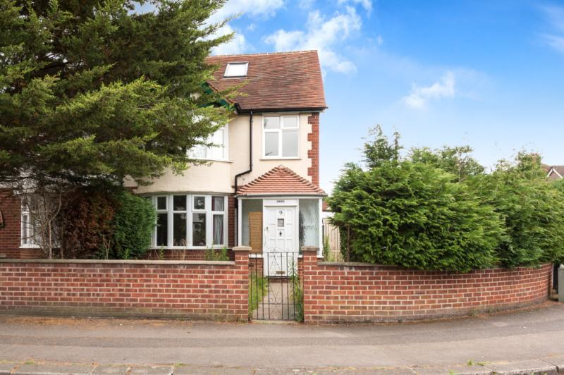 4 Bedrooms Semi Detached House for sale in Wharton Road, Headington, Oxford, Oxfordshire