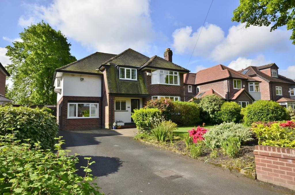 5 Bedrooms Detached House for sale in 26 Wellington Road, Timperley, Altrincham
