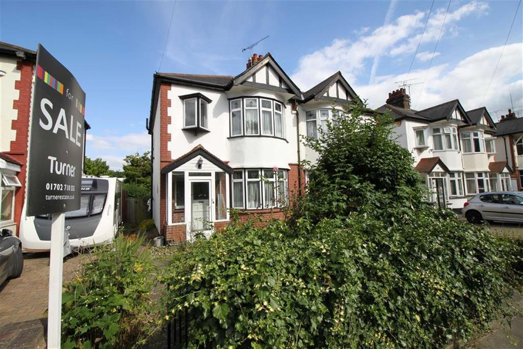 3 Bedrooms Semi Detached House for sale in Priory Crescent, Southend On Sea, Essex