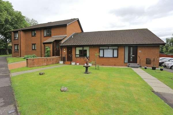 1 Bedroom Terraced Bungalow for sale in 55 Bullwood Court, Crookston, Glasgow, G53 7HY
