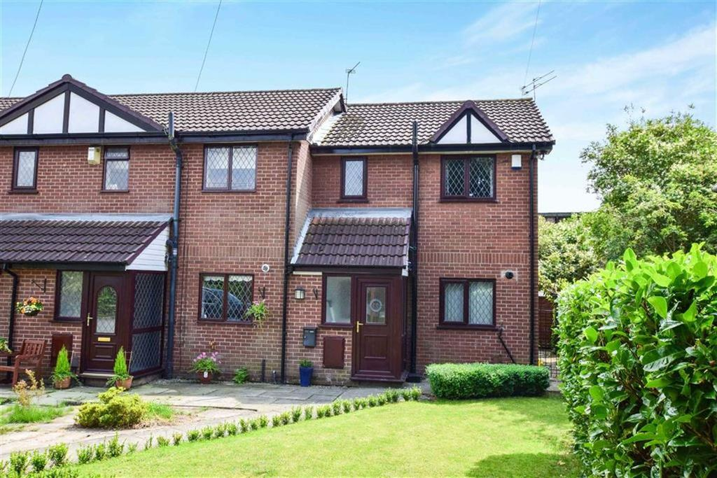 2 Bedrooms End Of Terrace House for sale in Denson Road, Timperley, Cheshire, WA15