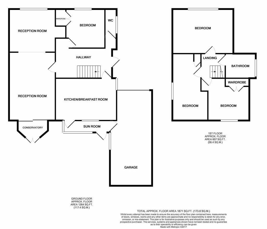 Main street peasmarsh 4 bed detached house 350 000 for Main street homes floor plans