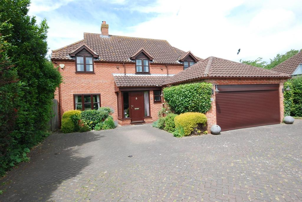 5 Bedrooms Detached House for sale in Acklands Lane, Long Bennington, Newark