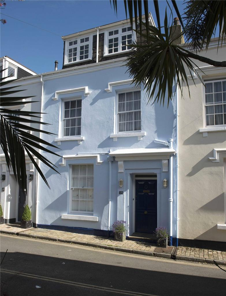 4 Bedrooms Terraced House for sale in Clarence Hill, Dartmouth, TQ6