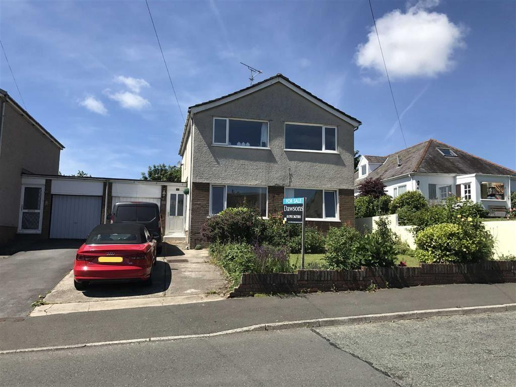 4 Bedrooms Detached House for sale in The Orchard, Newton, Swansea