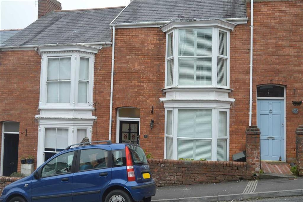 3 Bedrooms Terraced House for sale in Oakland Road, Mumbles, Swansea