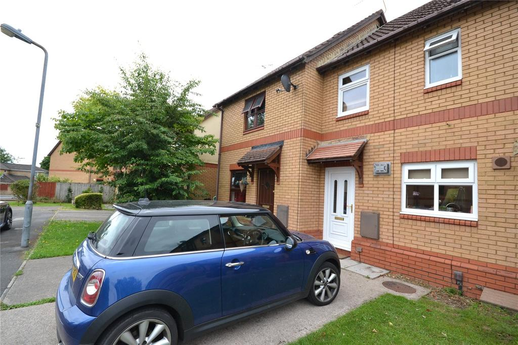 2 Bedrooms Terraced House for sale in Mathias Close, Penylan, Cardiff, CF23