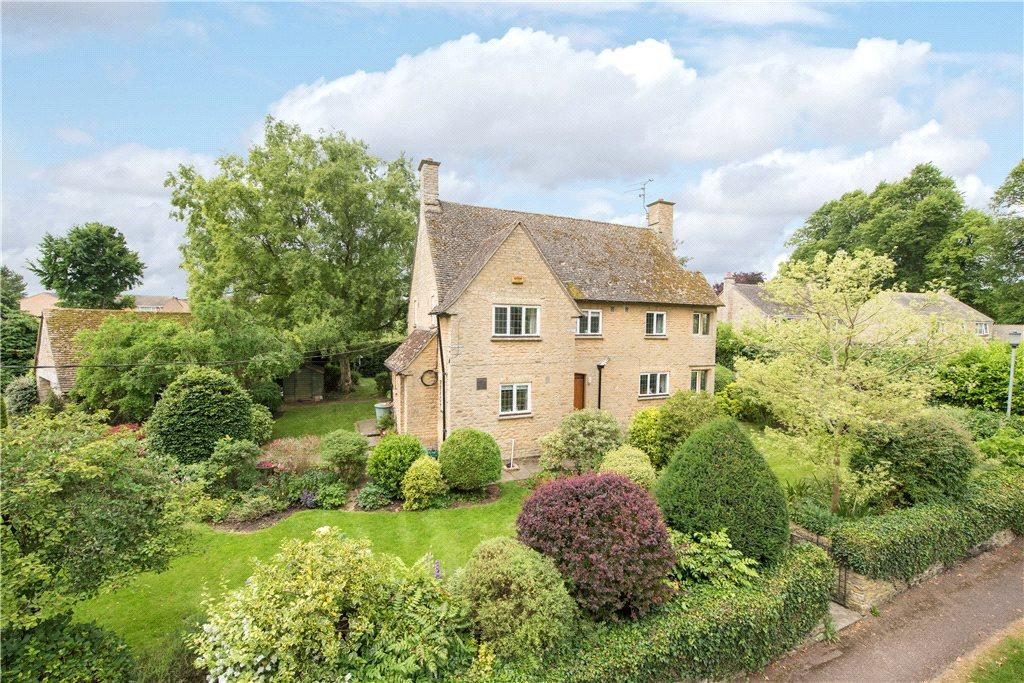 4 Bedrooms Detached House for sale in Church Lane, Evenley, Northamptonshire