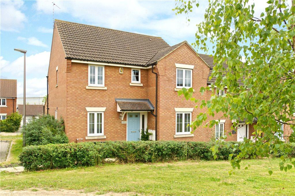 4 Bedrooms Detached House for sale in Woodpits Lane, Olney, Buckinghamshire
