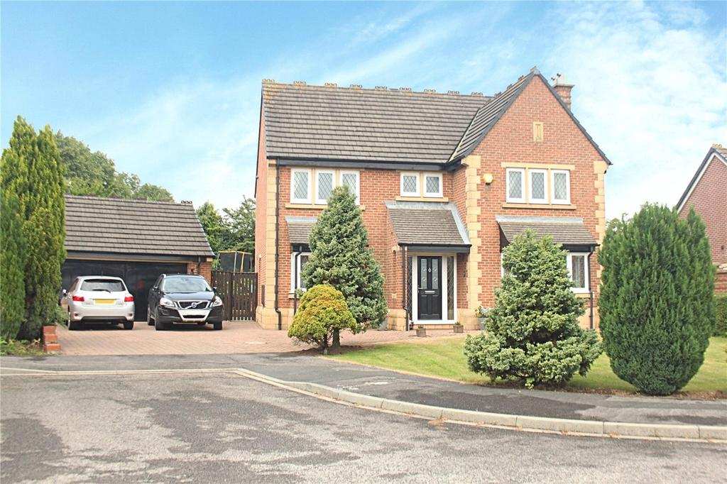 4 Bedrooms Detached House for sale in Chapel Gardens, Carlton