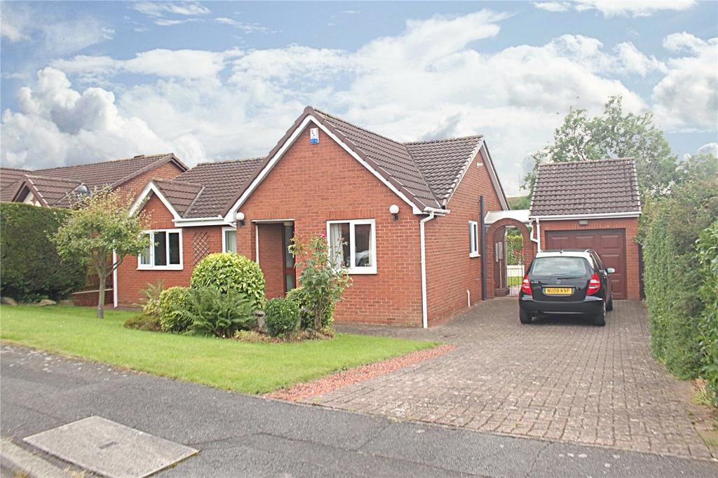 3 Bedrooms Detached Bungalow for sale in Barwick Fields, Ingleby Barwick