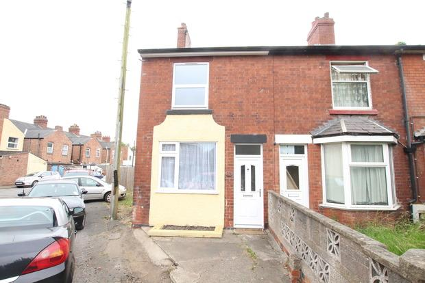 3 Bedrooms End Of Terrace House for sale in Asfordby Road, Melton Mowbray, Leics, LE13