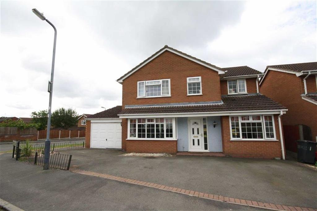 4 Bedrooms Detached House for sale in Hardy Close, Galley Common, Nuneaton