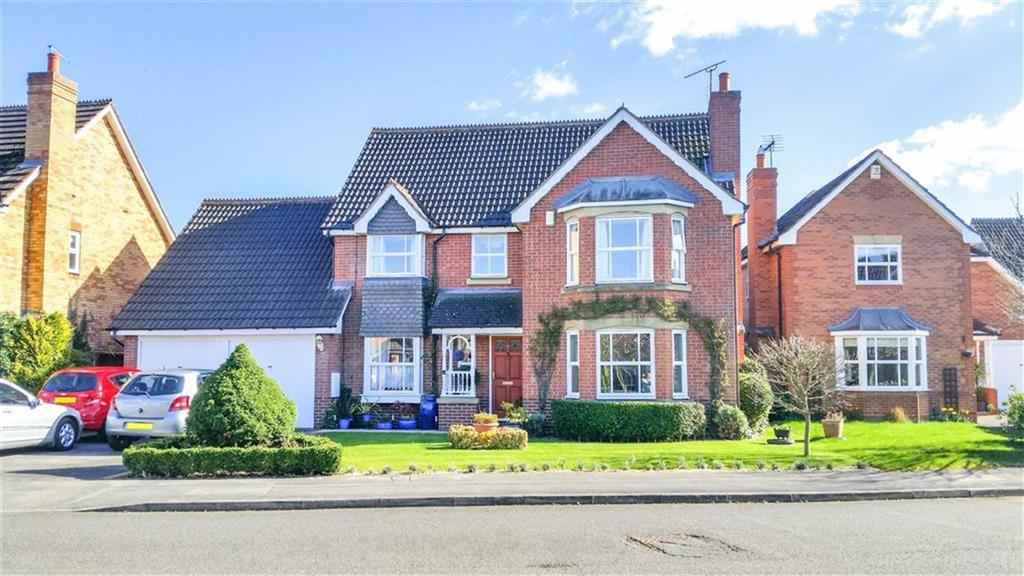 4 Bedrooms Detached House for sale in Wasdale Close, West Bridgford