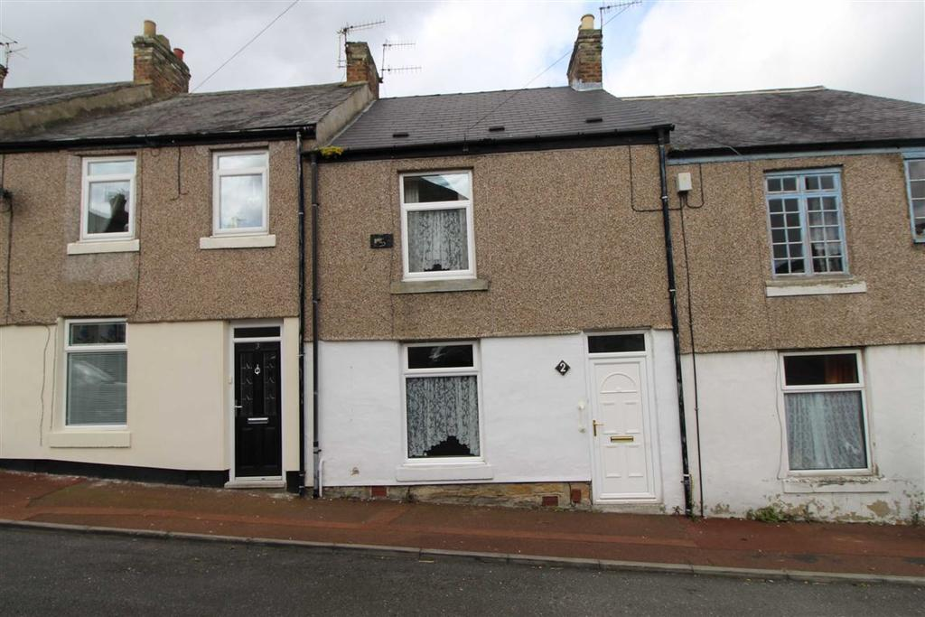 2 Bedrooms Terraced House for sale in Thomas Street, Whickham, Newcastle Upon Tyne