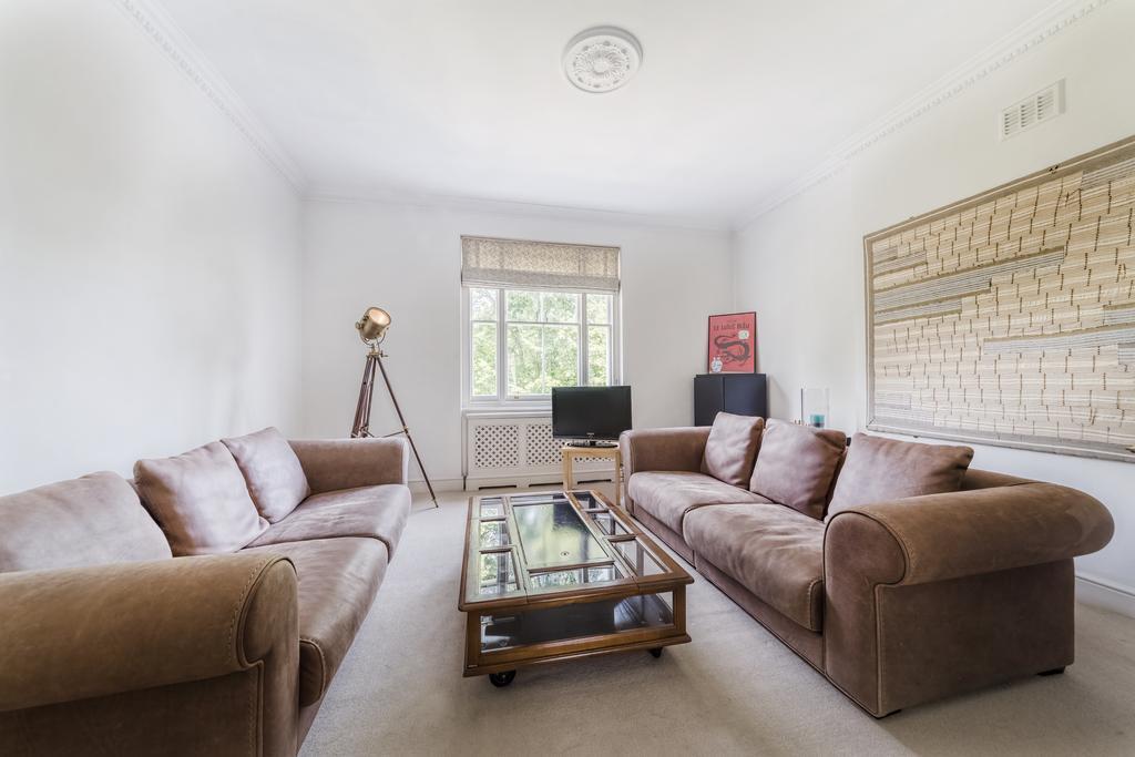 2 Bedrooms Flat for sale in Onslow Gardens, SW7