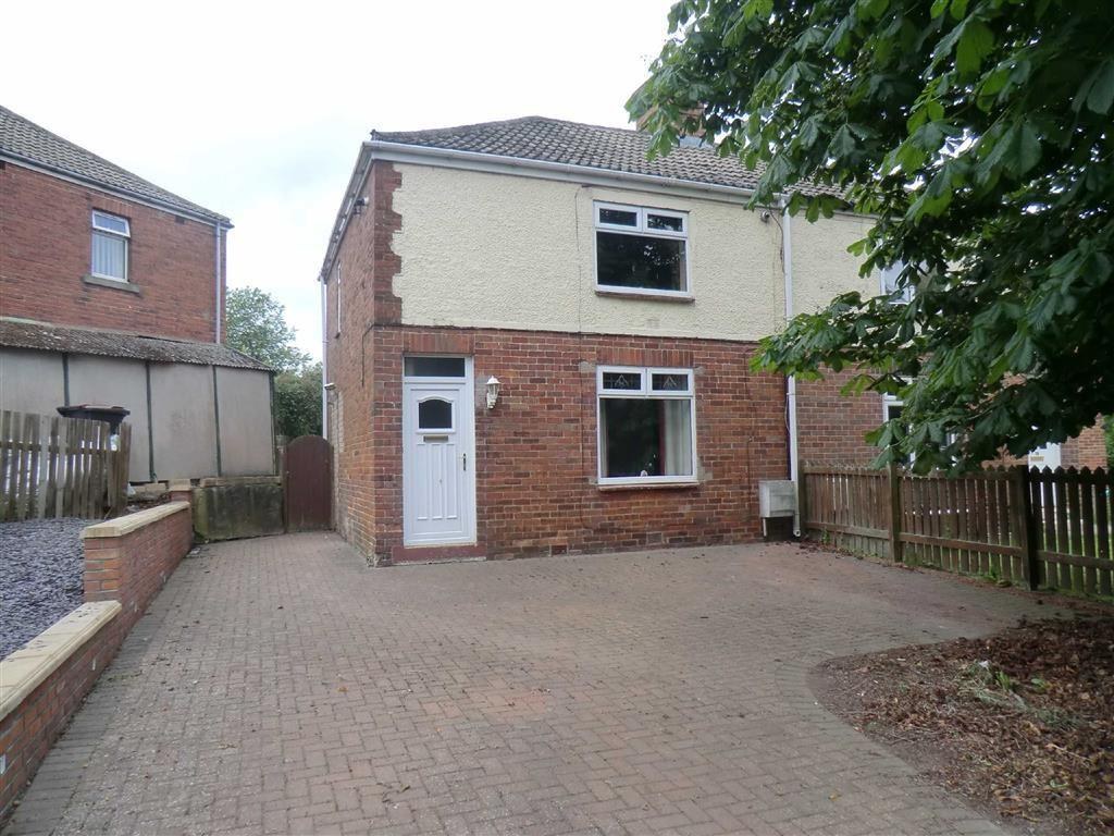 2 Bedrooms Semi Detached House for sale in 20, Raisby Terrace, West Cornforth