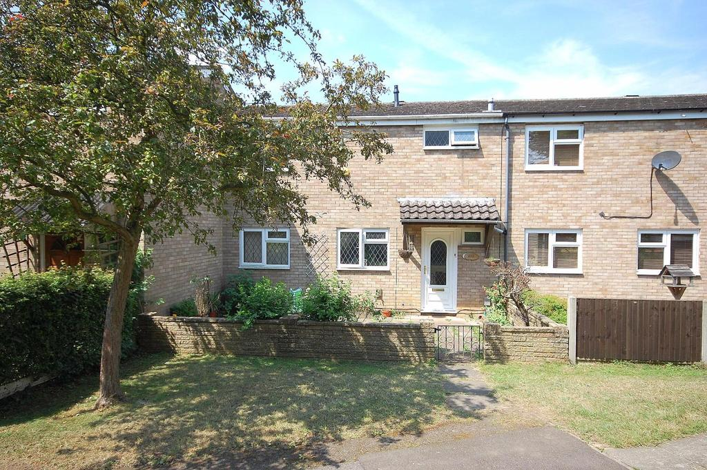 3 Bedrooms Terraced House for sale in York Road, North Stevenage, Ste