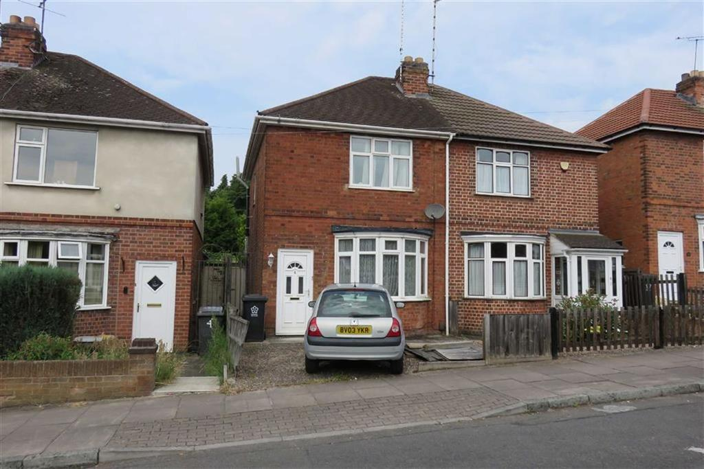 2 Bedrooms Semi Detached House for sale in Jean Drive, Leicester