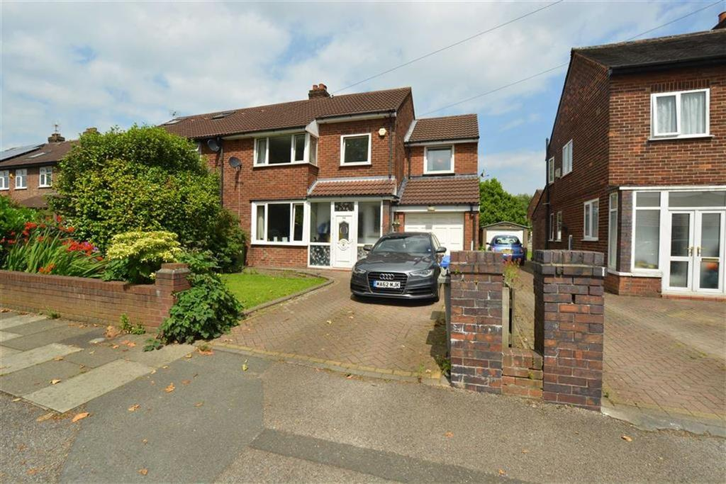 5 Bedrooms Semi Detached House for sale in Ullswater Road, URMSTON, Manchester