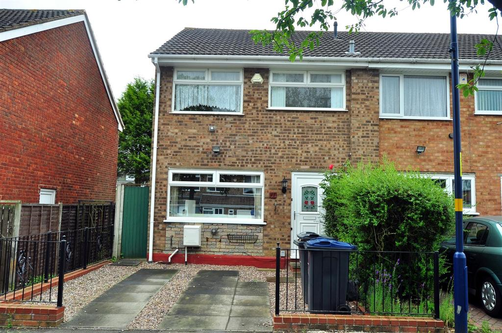3 Bedrooms End Of Terrace House for sale in Clent View Road, Bartley Green, Birmingham