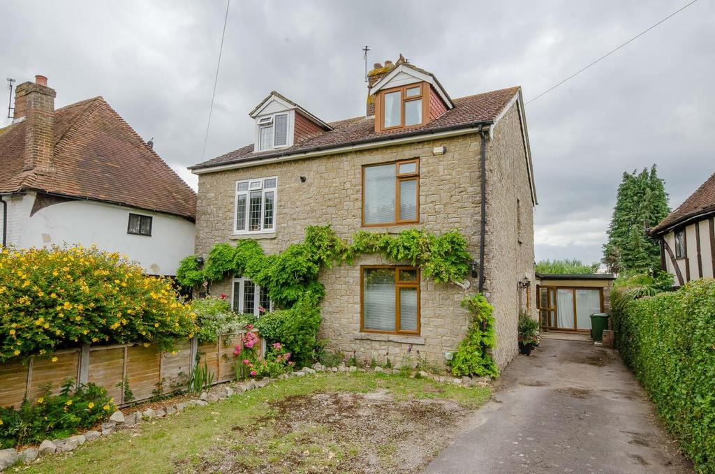 3 Bedrooms Semi Detached House for sale in Heath Road, Boughton Monchelsea, Maidstone, Kent