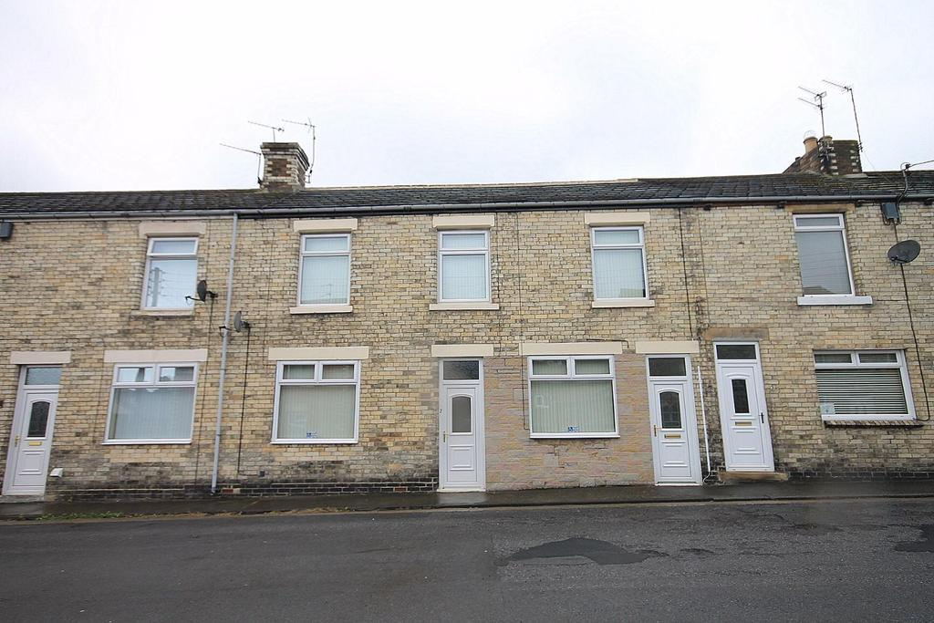 2 Bedrooms Terraced House for sale in Grey Street, Crook
