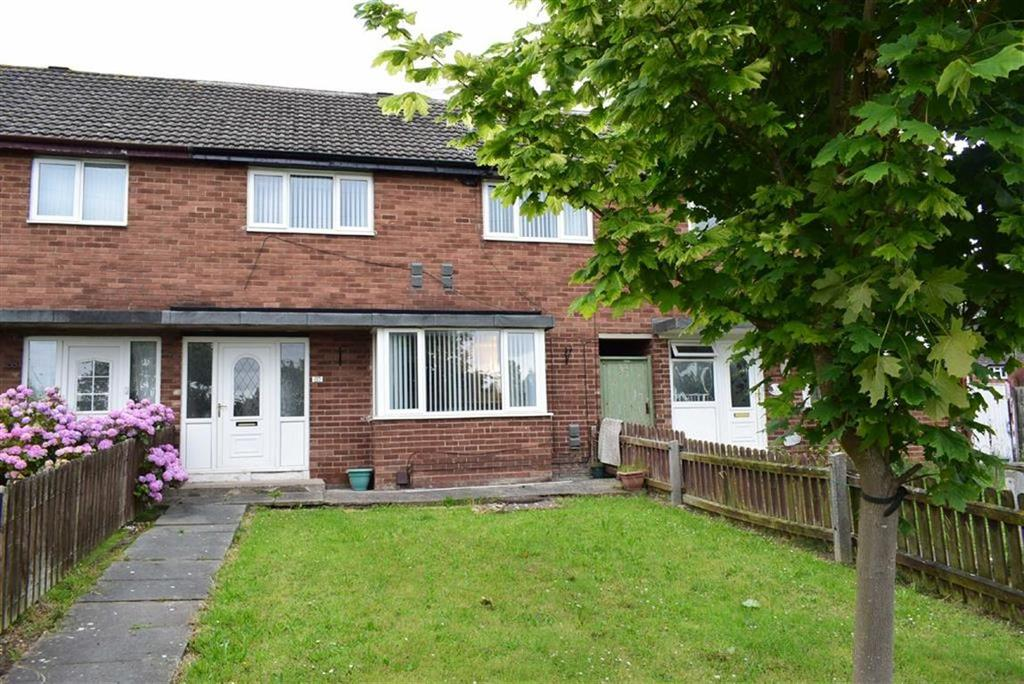 4 Bedrooms Semi Detached House for sale in Bridle Close, CH43