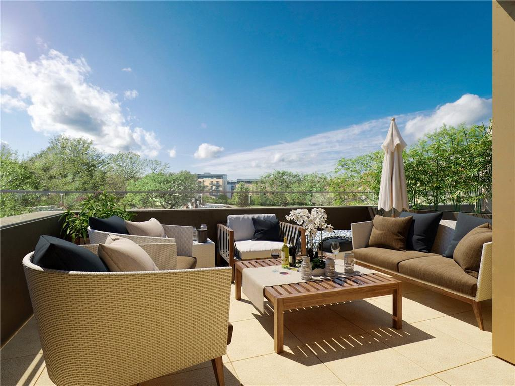 5 Bedrooms Terraced House for sale in Parkside Place, Clapham, London, SW4