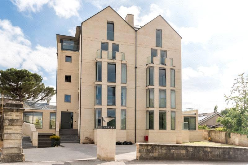 2 Bedrooms Flat for sale in Apartment 5, Charters, 43 Upper Oldfield Park, Bath, BA2