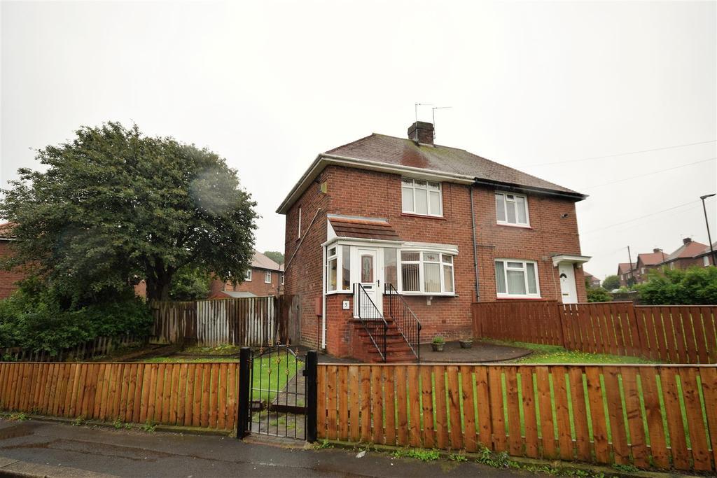 2 Bedrooms Semi Detached House for sale in Hartford Road, Hylton Lane Estate, Sunderland