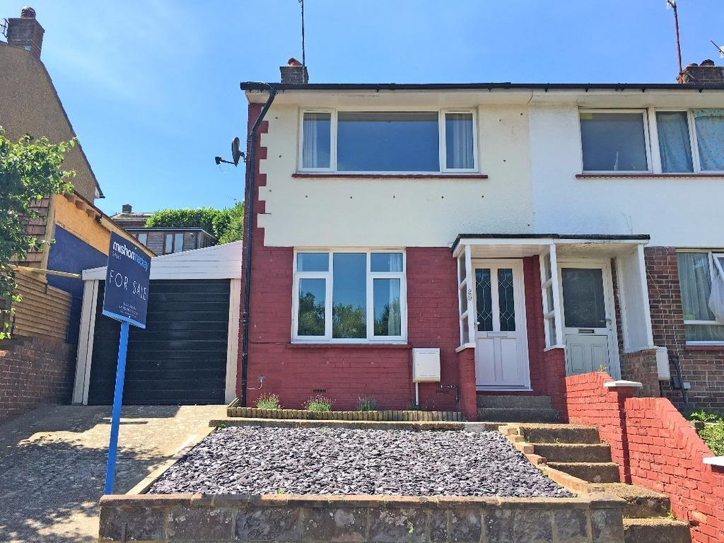 2 Bedrooms End Of Terrace House for sale in Dean Gardens Portslade East Sussex BN41