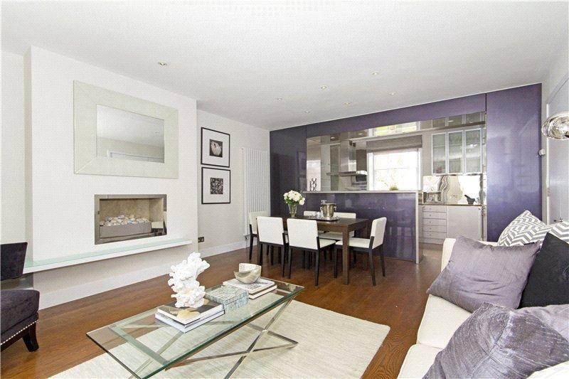 2 Bedrooms Flat for sale in Westbridge Road, London