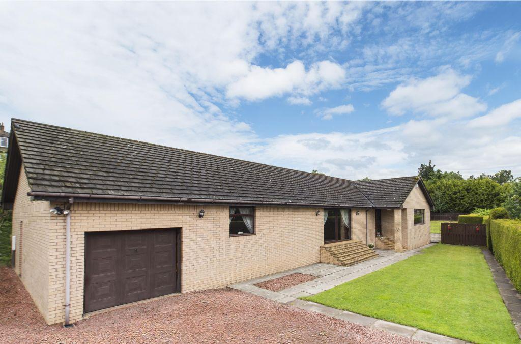 4 Bedrooms Detached Bungalow for sale in 77 West Coats Road, Cambuslang, Glasgow, G72 8AW