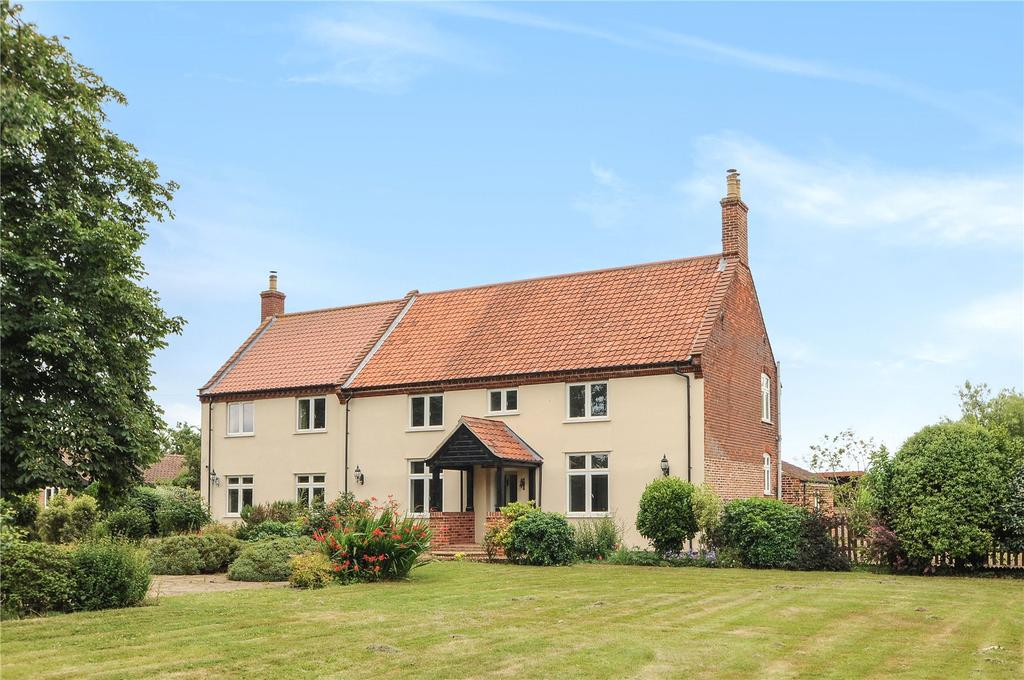 6 Bedrooms Detached House for sale in Stubb Road, Hickling, Norwich