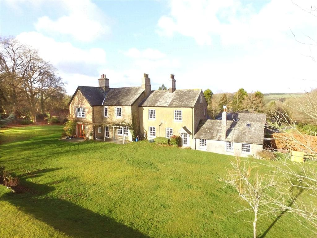 5 Bedrooms Detached House for sale in Lewdown, Okehampton, Devon