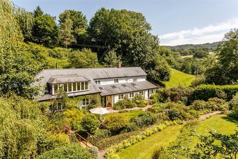 4 bedroom detached house for sale - Cotleigh, Honiton, Devon