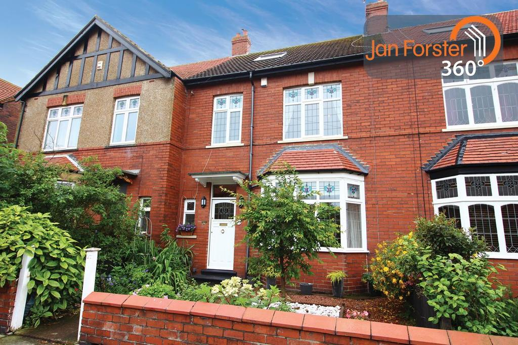 3 Bedrooms Terraced House for sale in Mill Grove, Tynemouth