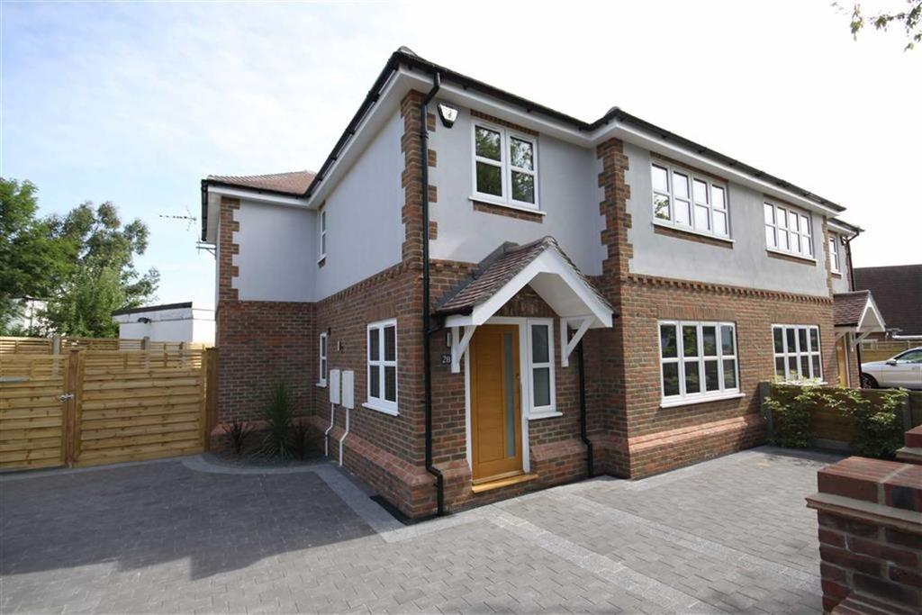 4 Bedrooms Semi Detached House for sale in Lakeswood Road, Petts Wood