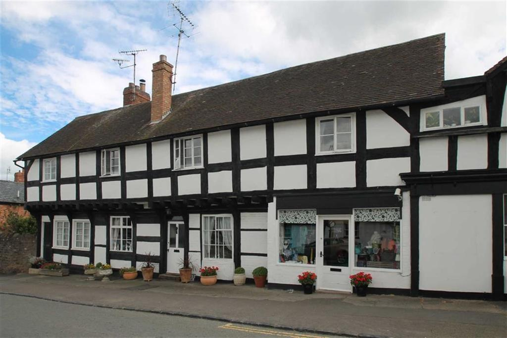 3 Bedrooms Terraced House for sale in Broad Street, WEOBLEY, Weobley