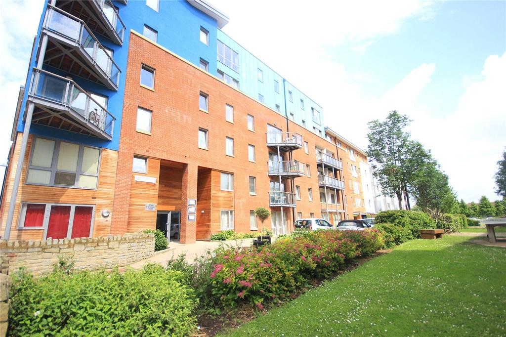 2 Bedrooms Apartment Flat for sale in Ratcliffe Court, Barleyfields, Bristol, BS2