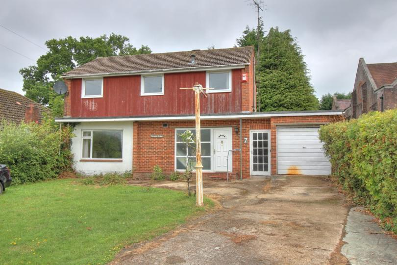 4 Bedrooms Detached House for sale in Kings Road, Chandlers Ford
