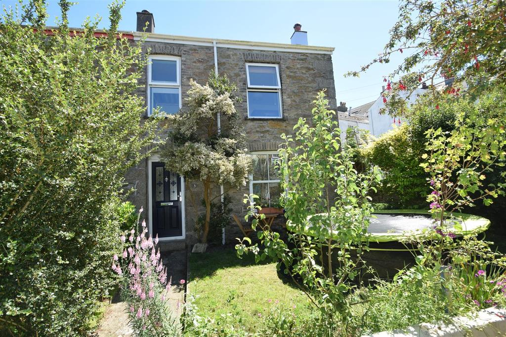 3 Bedrooms End Of Terrace House for sale in Trelawney Cottages, Falmouth