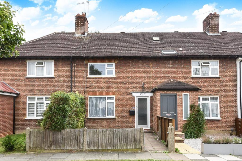 3 Bedrooms Terraced House for sale in King Henrys Road, Kingston upon Thames, KT1