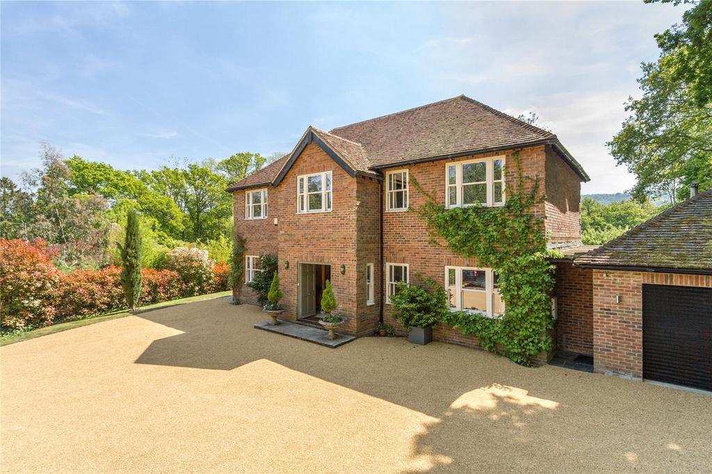 4 Bedrooms Detached House for sale in Selham Road, Graffham, Petworth, West Sussex, GU28