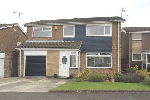 4 bedroom detached house for sale - Torcross Way, Parkside Grange, Cramlington